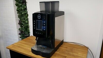 Carimali bean to cup coffee machine, cappuccino, latte, espresso, hot choc