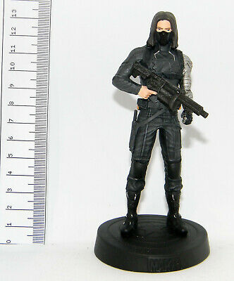 MARVEL MOVIE COLLECTION Eaglemoss  The Winter Soldier  - FIGURINE OVP in Box