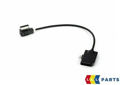 New Genuine Volkswagen Adapter Charging Cable For Iphone/Ipod/Ipad 000051446Q