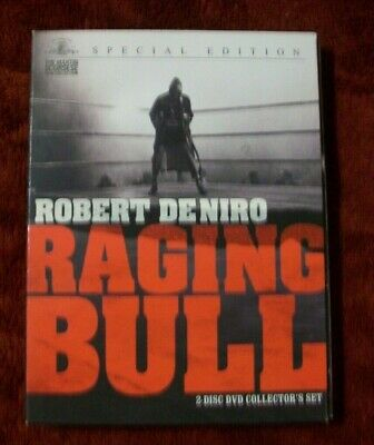 Raging Bull (DVD, 2005 Special Edition) Free Shipping