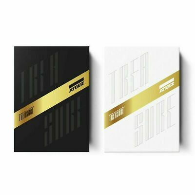 ATEEZ Album Vol.1[TREASURE EP.FIN:All To Action] CD+P.Book+Card Sealed