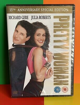 Pretty Woman (15th Anniversary Special Edition) BRAND NEW SEALED