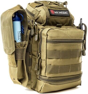 NEW My Medic Recon Advanced Emergency First Aid Kit Coyote