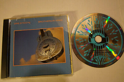 CD DIRE STRAITS - Brothers in Arms Org DE 1985 VG++/+
