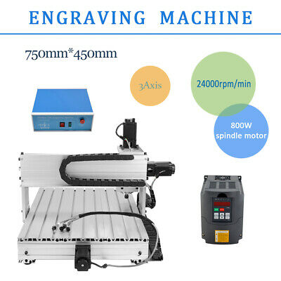 6040 Engraver Engraving 3 Axis Milling Machine Desktop CNC Router Drilling DIY