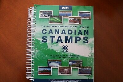 Unitrade Specialized Canada Catalogue gently used 2019