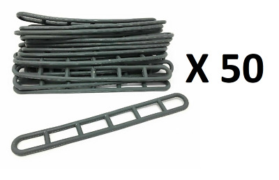 "8/"" longMultiple pack Rubber Ladder StrapsTents Awnings Gazebos 21 cm"