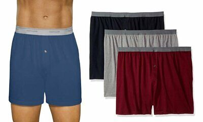 46-48 NWT boxer shorts 2XL FRUIT OF THE LOOM 3 pack boxers