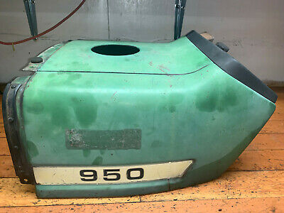 John Deere 950 Cowl Assembly With Intrument Panel  Ch13669, Am878226