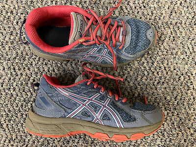Girl' Asics Gel Venture 6 Gs Sneaker Little Kid & Big Kid Clothing, Shoes Size 1