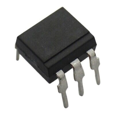TLP590BC.F Optocoupler THT Channels1 Out photodiode 2.5kV DIP6 TLP590B(C.F)