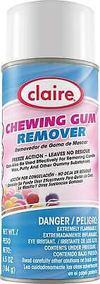 Claire Chewing Gum Remover, 6.5 Oz. CL-813