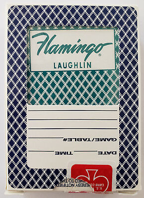 CASINO PLAYING CARDS FREE SHIPPING * FLAMINGO HOTEL LAS VEGAS 2 USED DECKS