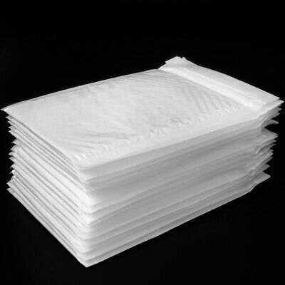 Poly Bubble Mailers Padded Shipping Envelopes Self Sealing Mailing Bag 25 - 1000