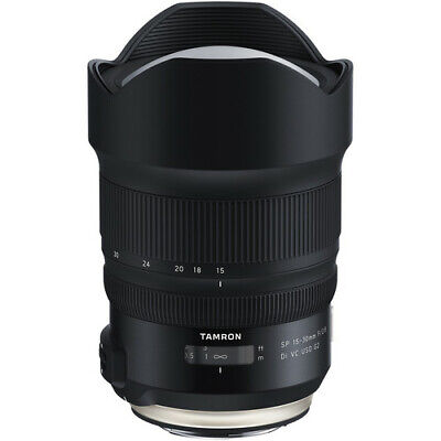 Tamron SP 15-30mm F/2.8 Di VC USD G2 A041 for Canon EF Stock from EU Auténtic