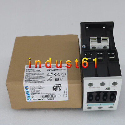 1PC Brand new Siemens 3RT1036-1AC20 contactor One year warranty fast delivery