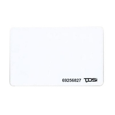 TDSI Proximity Card 4262-0245 - pack of 100