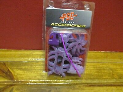 Mathews Genuine Harmonic Dampening Accessory Kit Rubber 2pk PURPLE 80529