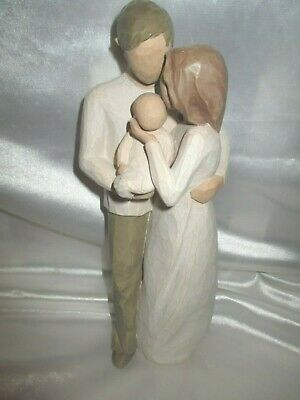 Willow Tree Demdaco Our Gift New Baby figurine by Sue Lordi