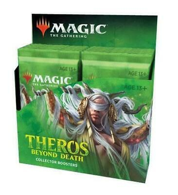 MTG Magic Theros Beyond Death Collector Booster Sealed 12 Pack Box *BRAND NEW*