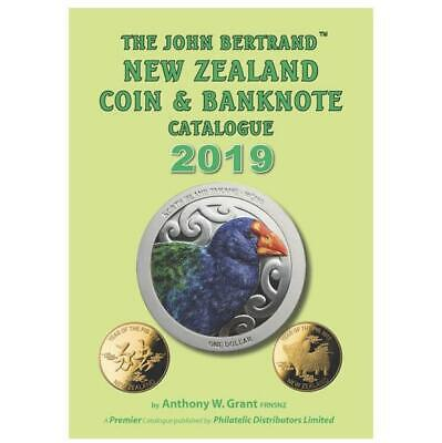 2019 New Zealand Coin & Banknote Catalogue