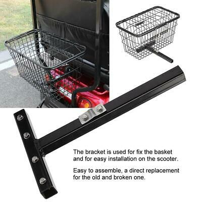 Replacement Mobility Scooter Rear Basket Mounting Bracket Modification Accessory
