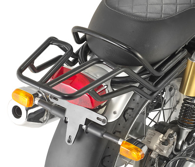 GIVI SR9051 Royal Enfield INTERCEPTOR 650 2019 TOP BOX RACK Luggage carrier 19
