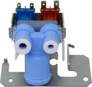 Appliance Pros WR57X10051 Replacement Ice Maker Double Solenoid Water Valve