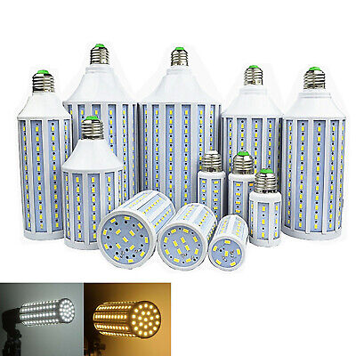 E27 B22 LED Corn Bulbs Light Lamp 5W 15W 20W 30W 40W Cold Warm White Spotlight