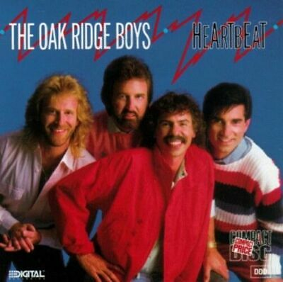 Heart Beat by The Oak Ridge Boys (CD, May-1989, Universal Special Products)