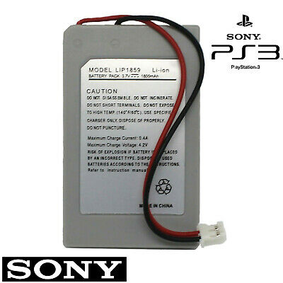 Sony PS3 Playstation 3 Controller Battery Dualshock 3 Sixaxis LIP1859 LIP1359