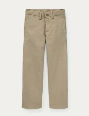 Polo Ralph Lauren Classic Khaki Chinos Jeans BNWT Boys Age 7- 8 years RRP £69