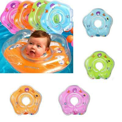Infant Inflatable Baby Pool Water Toddler Swimming Float Seat Ring Aids Safety