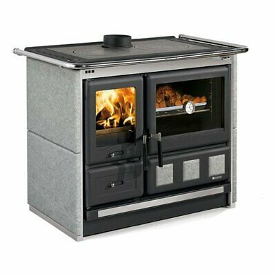 Nordica Rose XXL 7015135 Cuisine Biomasse au Pierre Naturel 8,5 Kw