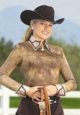 Hobby Horse Las Cruces LTD Limited Edition Blouse NWT
