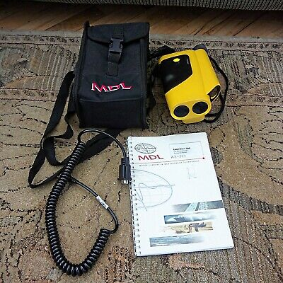 MDL LaserAce 300 Rangefinder with Fluxgate Compass, Case, and Serial Cable