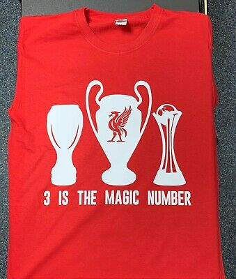 World Club Cup, Super Cup, Champions of Europe - Liverpool FC