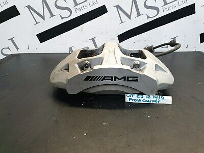 (Ts) Mercedes Benz W177 A35 Amg 2019 Front Caliper Brembo Left Nsf