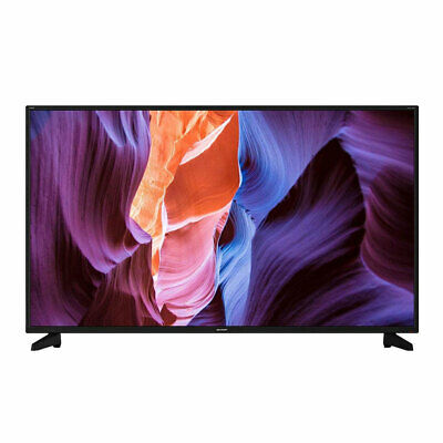 Sharp LC-50UI7222K 50 Inch Smart LED TV 4K Ultra HD HDMI Wi-Fi DTS Studio Sound