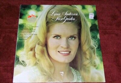 Lynn Anderson Rose Garden LP new still sealed female country vocal
