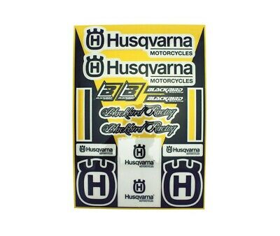 Kit Sticker Universel Blackbird Standard Husqvarna -78102016