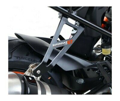 Ktm 1290 Super Duke Gt-16/19 - Support Echappement R&G Racing- Eh0072Bk