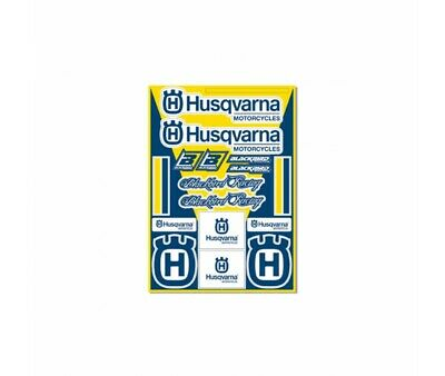 Kit Sticker Universel Blackbird Standard Husqvarna -5602