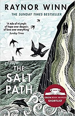 The Salt Path: The Sunday Times bestseller, shortlisted fo... Paperback Book NEW