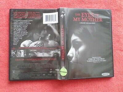 The Eyes Of My Mother - (Dvd, 2017) - Kika Magalhaes - Horror