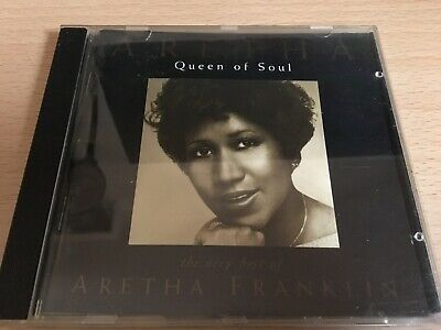 Aretha Franklin : Aretha: Queen of Soul: The Very Best of  CD Greatest Hits