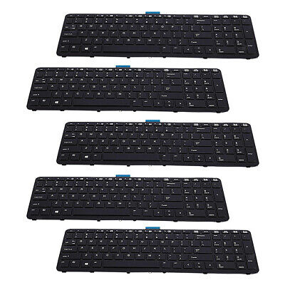 NEW OEM LAPTOP KEYBOARD For HP ZBOOK 15 G1 G2 17 G1 G2 US Keyboard NO POINT