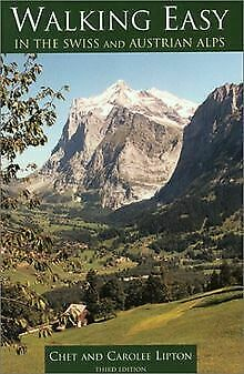 Walking Easy in the Swiss and Austrian Alps (Walking ... | Book | condition good