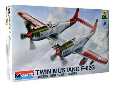 Revell Monogram 1/72 5257 F-82G Twin Mustang - Model Kit