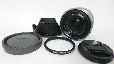 Sony E 18-55mm F3.5-5.6 OSS SEL1855 E-Mount From Japan #027 [Exc]